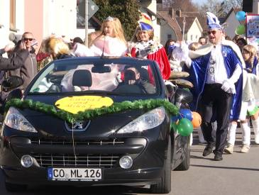 Narren in Wildenheid: Fasching Clip A52405dd