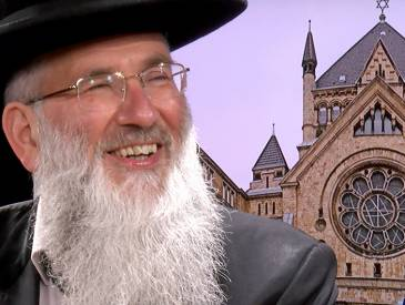 Ein Rabbi in Neustadt: Rabbi Talk D03ebd59